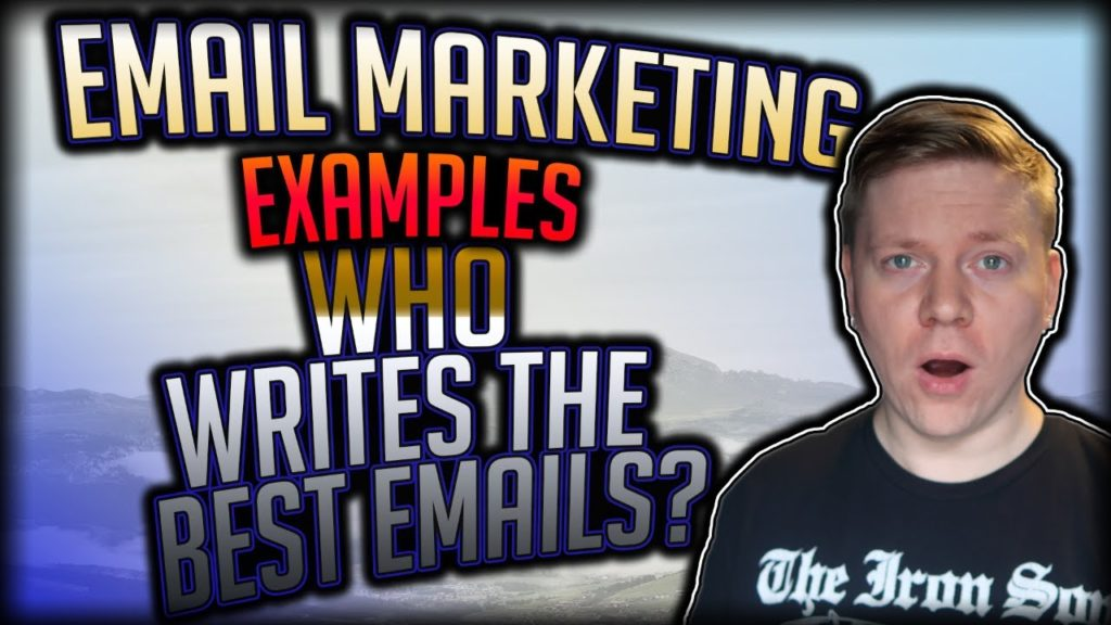 Email Marketing Examples - Which Entrepreneurs Write The Best Emails?