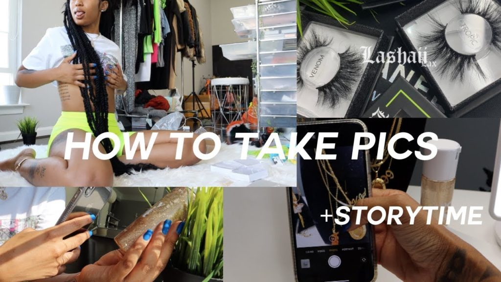 Ep. 13 | HOW TO TAKE PICS FOR YOUR BUSINESS | LIFE OF AN ENTREPRENEUR