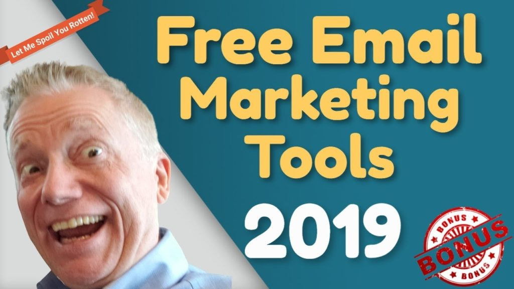 Free Email Marketing Tools 2019 🎁 5 Email Tools to Explode Your List 🎁