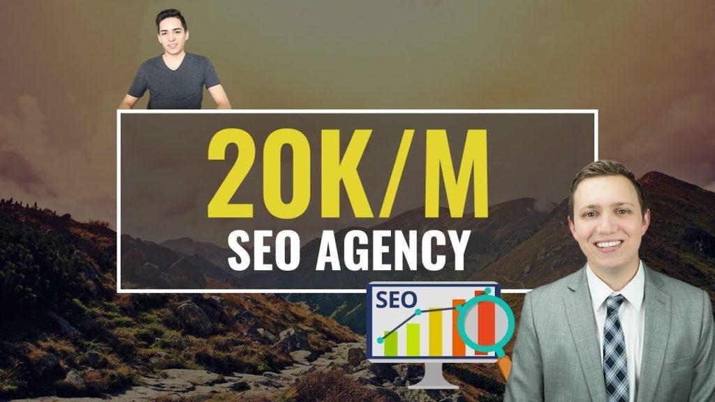 How Chris Built A 20k MRR Local SEO Agency
