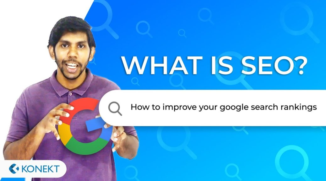 How To Improve Your Google Search Ranking - SEO Explained!