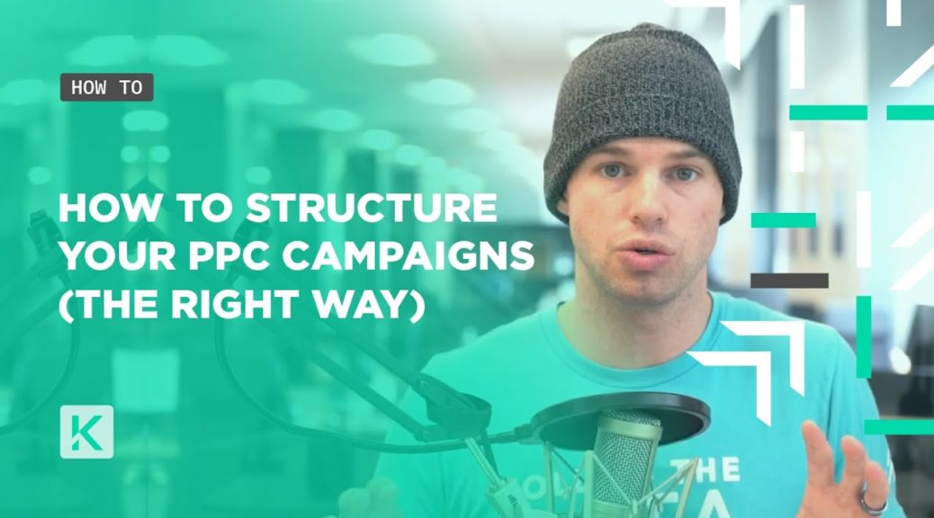 How to (Correctly!) Structure your Amazon PPC Campaigns