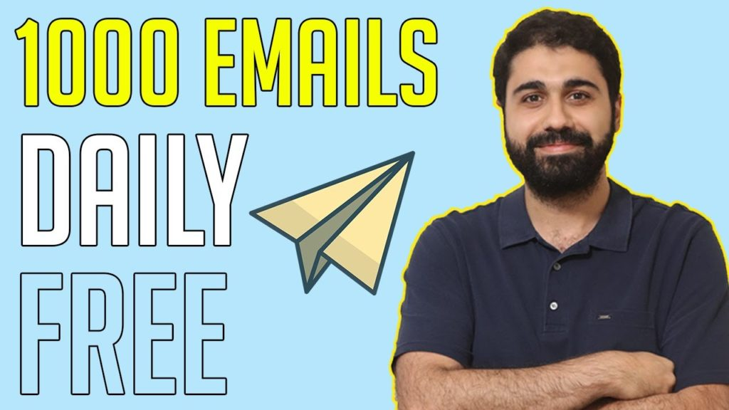 How to Send Free 1000 Emails Daily? | Email Marketing Q&A