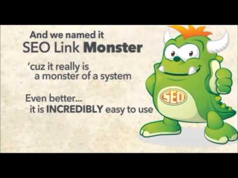 Increase Google Search Page Ranking - (Seo Link Monster 2014) NEW RELEASE