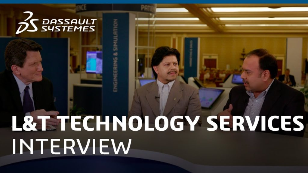 L&T Technology Services - Live from the North America 3DEXPERIENCE FORUM – Dassault Systèmes