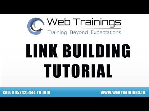 Link Building Basics Tutorial - Back link Building for SEO