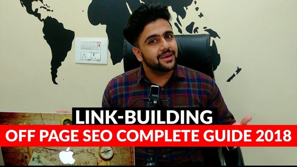 LinkBuilding   Link-building-Off Page SEO Complete Guide 2019   Backlinks   Importance of Backlinks