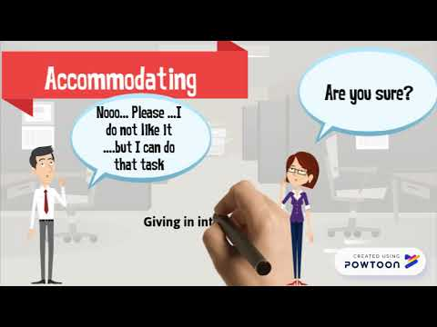 PPW-conflict management