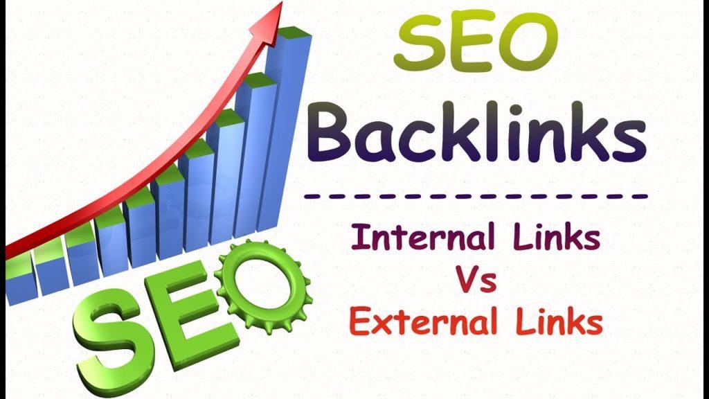 SEO Backlinks Tutorial - Internal Links Vs  External Links