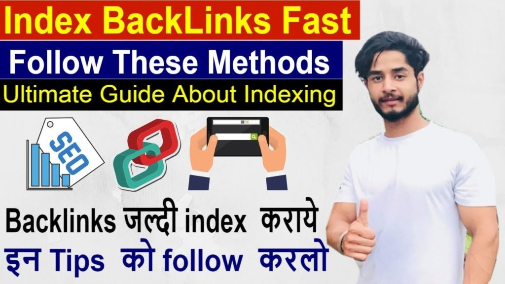 SEO - Part 61 | How to index Backlinks Fast in Google | Backlinks indexing Complete Guide