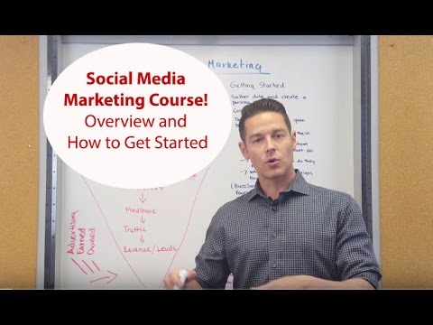 Social Media Marketing Course! Overview and How to Get Started - John Lincoln, Ignite Visibility