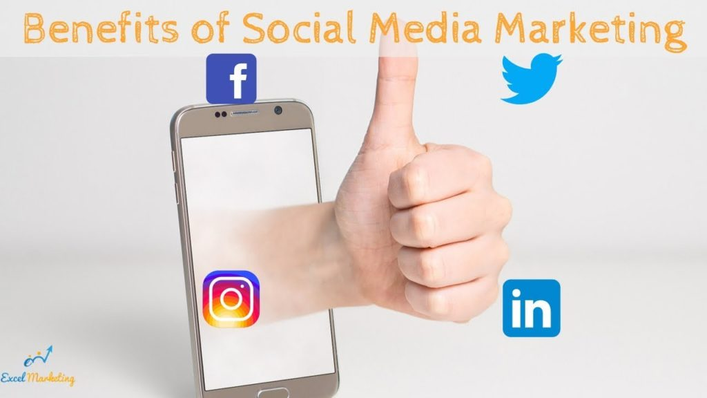 Social media – What are the Benefits of social media marketing?