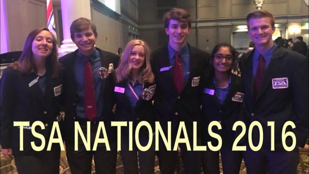 Technology Student Association National Conference 2016