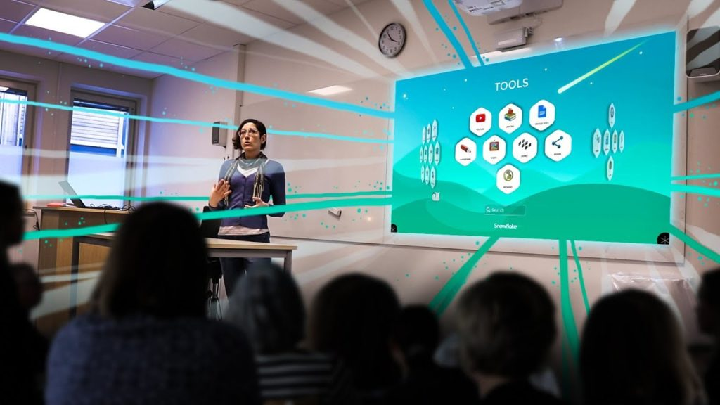 Technology of The Future Classroom