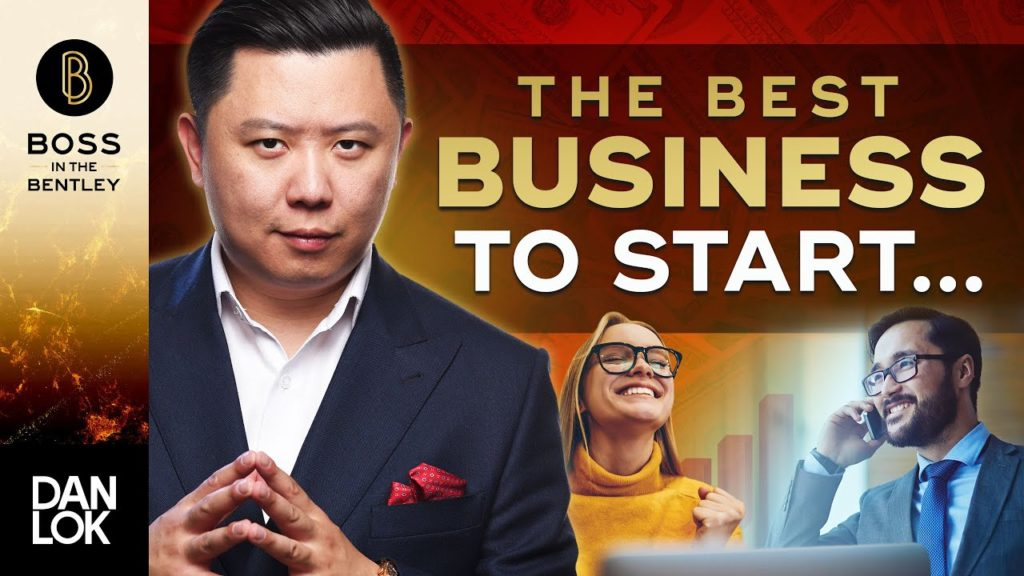 The BEST Business To Start Right Now