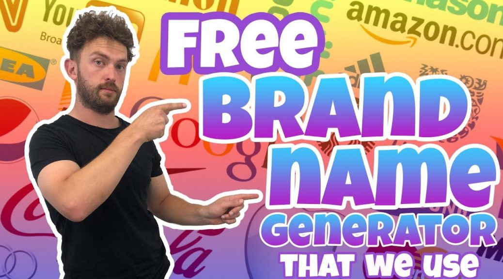 The Free Brand Name Generator We Use In Our Business (Tutorial)