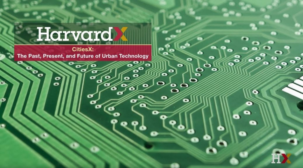 The Past, Present, and Future of Urban Technology
