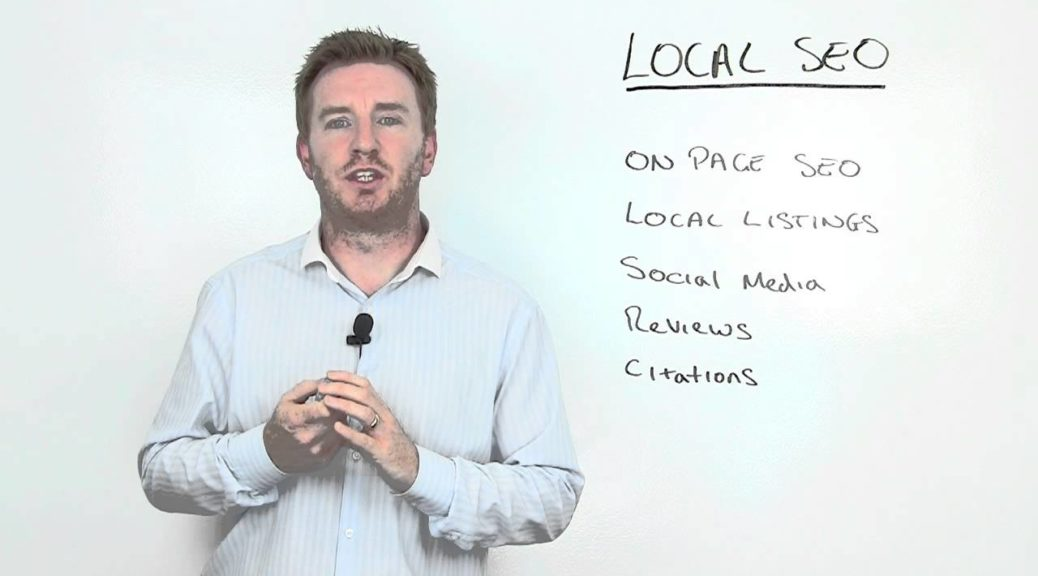 The Ultimate Guide To Local SEO And Local Search Rankings