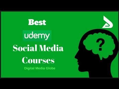 Udemy: THE COMPLETE SOCIAL MEDIA MARKETING COURSE FOR ENTREPRENEURS TUTORIAL PART 1