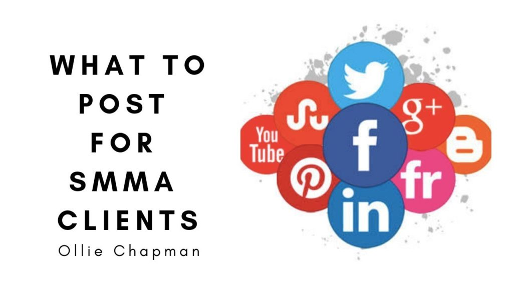 What Do I Post For My Social Media Marketing Clients ?