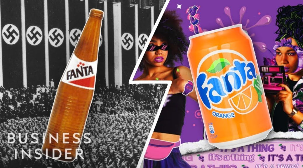 Why Coca-Cola Invented Fanta In Nazi Germany