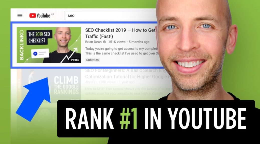 YouTube SEO: 9 Actionable Tips for Ranking Videos (2019)