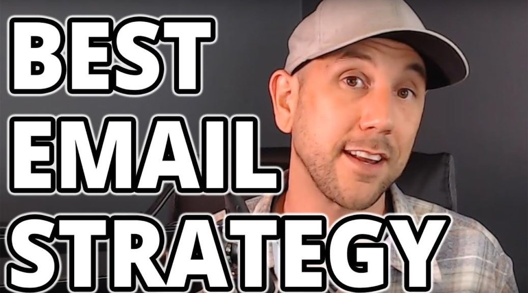 #1 Email Marketing Strategy. How To Stand Out, Build Trust And Generate More Revenue With Email