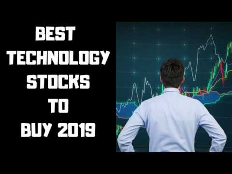 Best Technology Growth Stocks To Buy 2019📈
