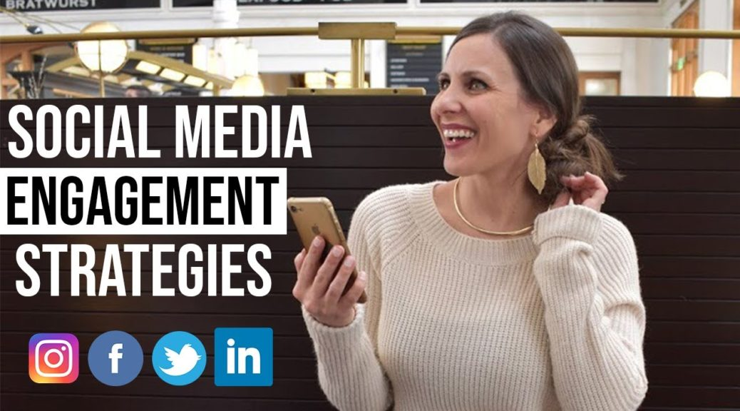 Boost Your Social Media Engagement [7 MARKETING STRATEGIES]