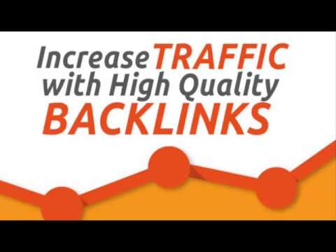 Build backlinks for Your Website seo | where to get quality backlinks