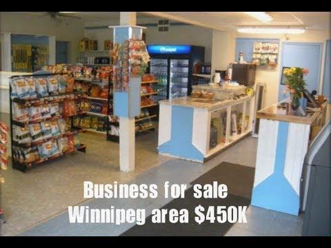 Business for sale Winnipeg $450K