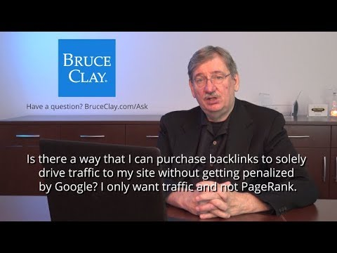 Can You Buy Backlinks Without A Google Penalty?