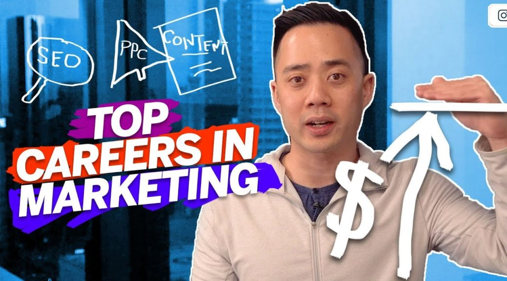 Careers in Marketing - How to Choose a Specialty and Score the Best Salary (2019)