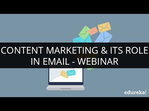 Content Marketing & its Role in Email | What is Content Marketing | Email for Content Marketing