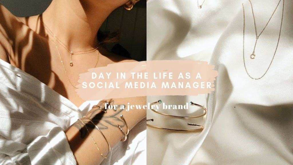 DAY IN THE LIFE AS A SOCIAL MEDIA MANAGER & INFLUENCER MARKETING