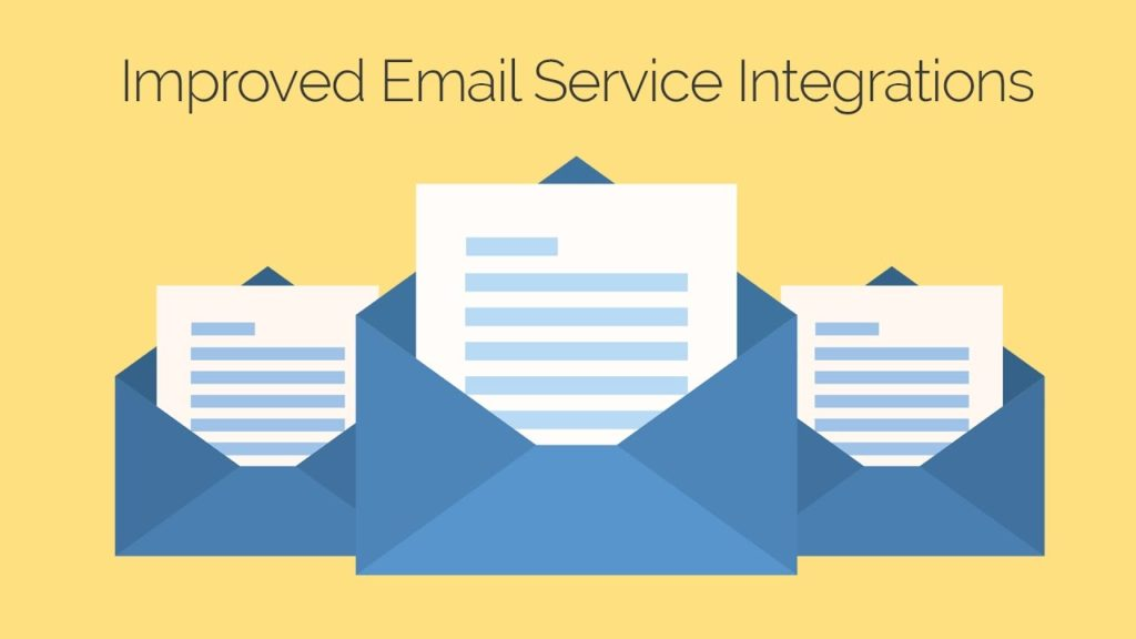 Email Marketing & Transactional Email Services in Thrive Leads