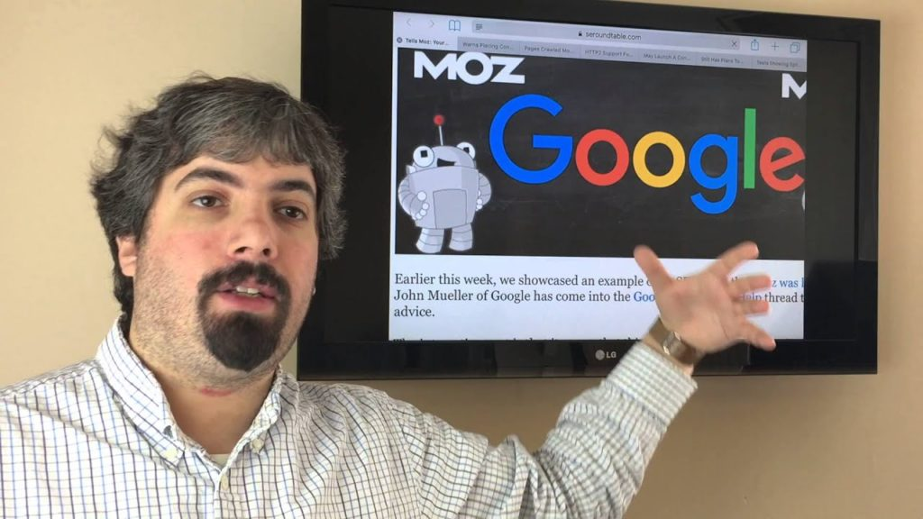 Google App Interstitial Penalty, Google Tablet Interface & Other SEO Tips