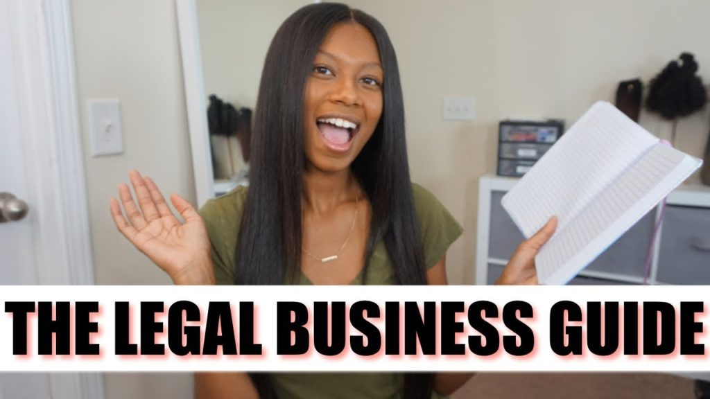 HAIR BUSINESS TIPS | EIN #, BUSINESS LICENSE + MORE