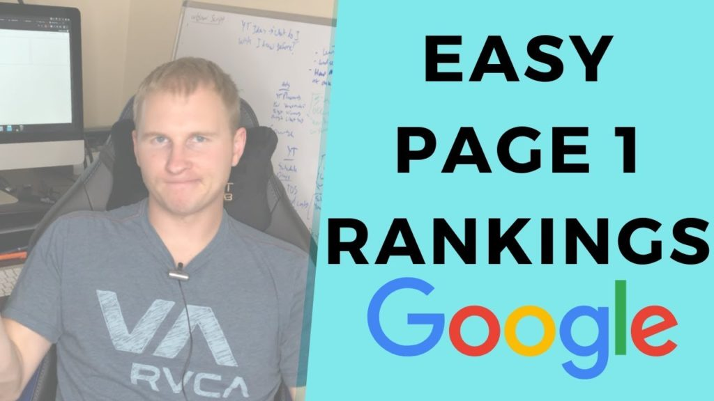 How Long Does It Take To Rank For A Local SEO Keyword? (CASE STUDY Pt  1)