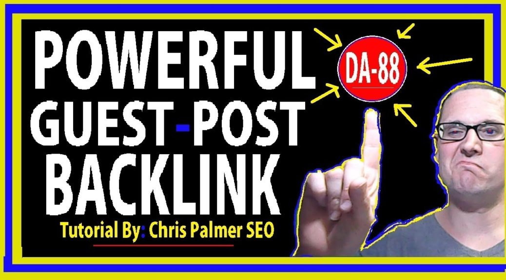 How To Build Backlinks: Guest Post Link Building Strategy 2020