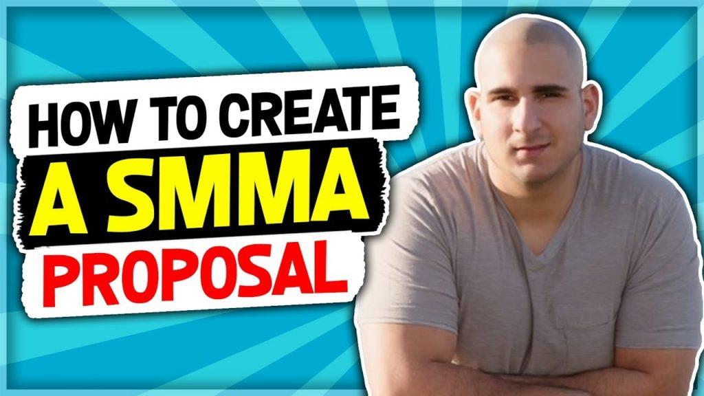 How To Create A Social Media Marketing Proposal Presentation