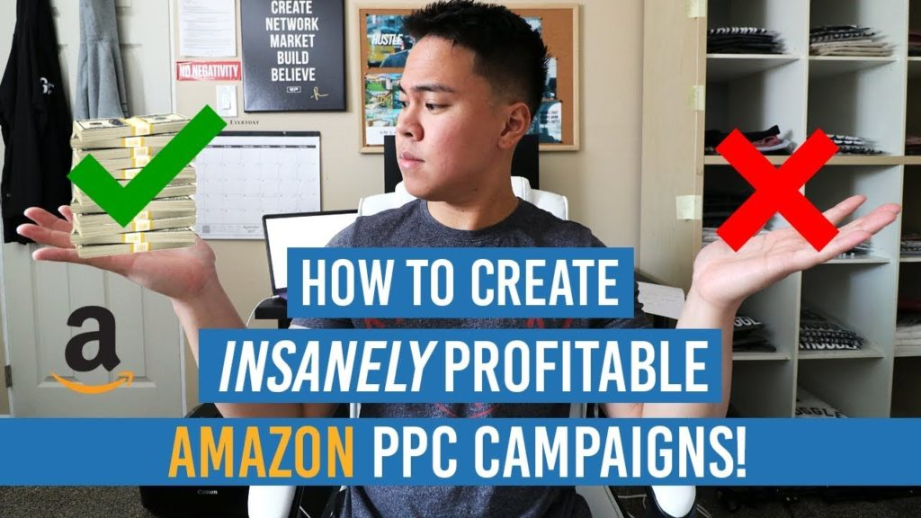 How To Create INSANELY Profitable Amazon PPC Campaigns! The 2 SECRETS REVEALED!