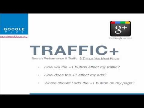 How To Increase Web Traffic With Google Plus?