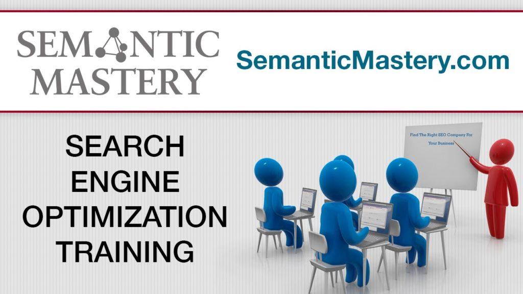 How To SEO: Local SEO Training | Semantic Mastery