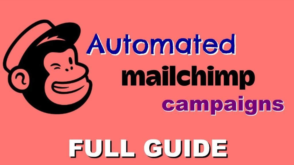 How To Send Automated Email Campaigns with Mailchimp in 2019 - FULL CLASS!! (Beginner's Tutorial)