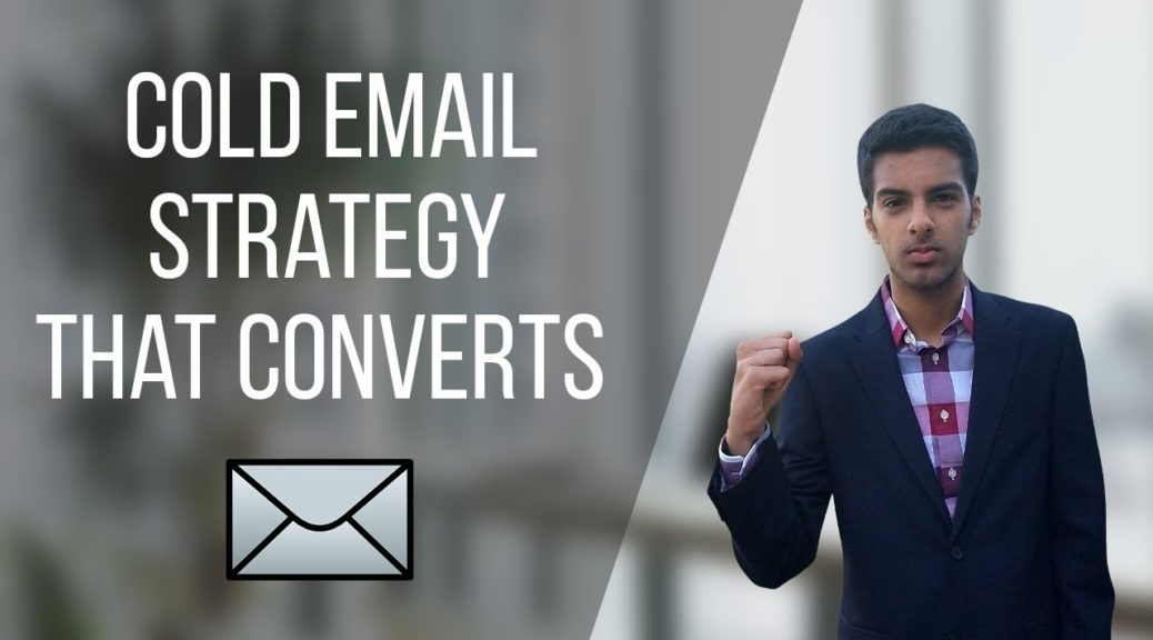 How to Write Cold Emails that Convert! (With Template)