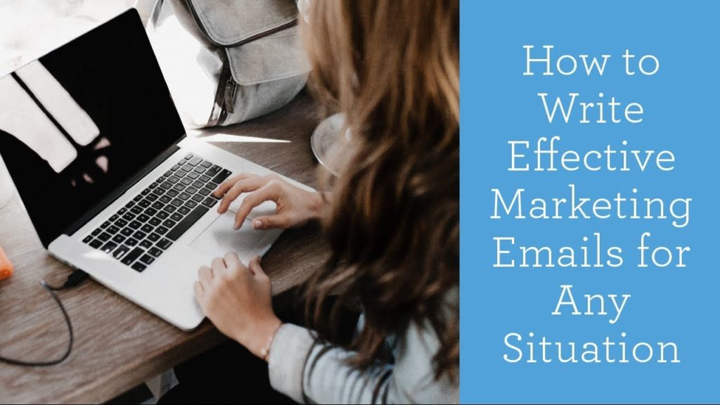 How to Write Effective Marketing Emails for Any Situation | Webinar | April 2019