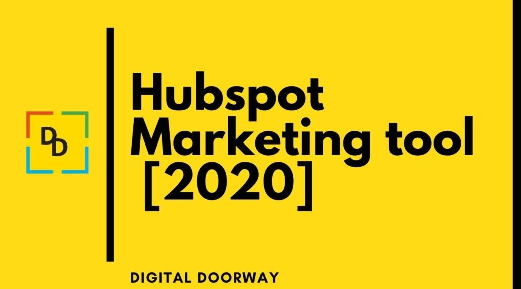 How to use Hubspot email Marketing tool [2020]