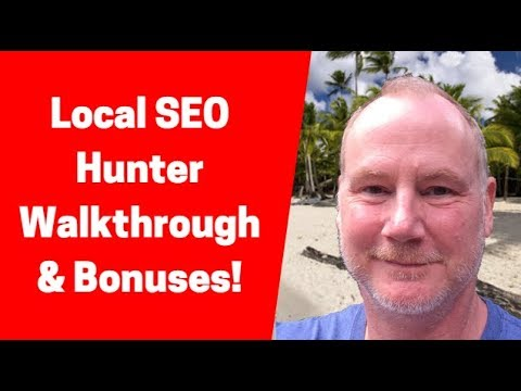 Local SEO Hunter Review Walkthrough Bonuses