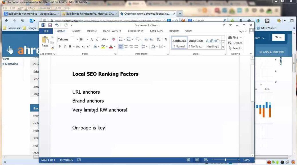 Local SEO Training & Ranking Factors | How To SEO